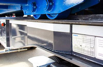 riiko automaattikasetit soraperävaunut soralavat rungonvahvike